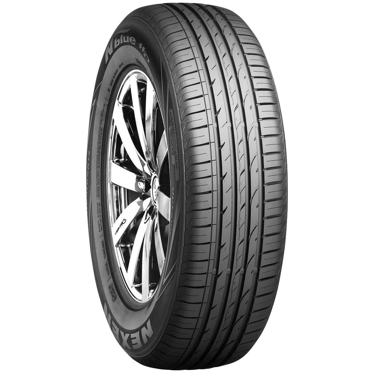 Шины NEXEN N blue HD Plus 155/65R14 75T